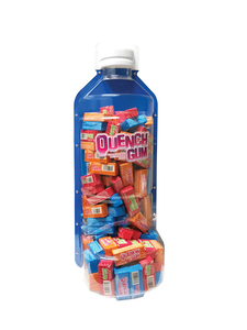 Quench® Gum Water Bottle Display