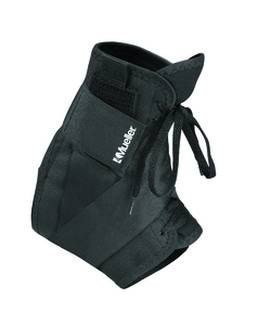 Soft Ankle Brace With Straps - XS SPORT CARE