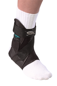 Hg80® Rigid Ankle Brace - SM   LEFT