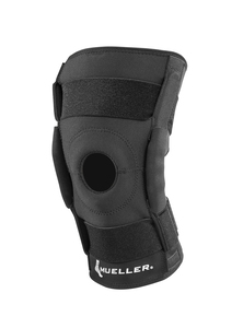 Hinged Wraparound Knee Brace