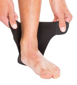 Wraparound Ankle Support