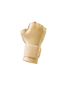 Compression Glove Beige Single